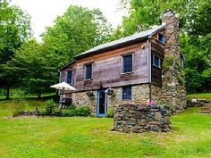 Rustic, beautifully renovated 1890's cabin in the heart of Virginia Wine CountryVacation Rental in Lovettsville from @homeaway! #vacation #rental #travel #homeaway