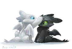 18 Best Ideas How To Train Your Dragon Drawings Toothless Night Fury Toothless And Stitch, Toothless Dragon, Baby Toothless, Httyd Dragons, Cute Dragons, Dreamworks Dragons, Httyd 3, Cute Disney Drawings, Cute Animal Drawings