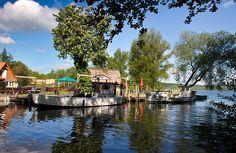 Der Fischer in Ratzeburg mit tollem Restaurant.