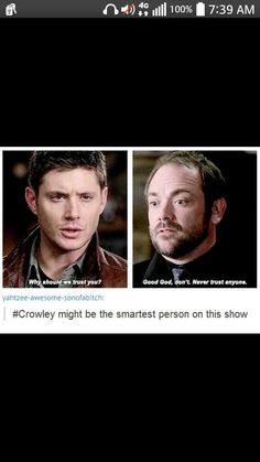 Crowley <3