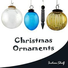 Christmas ornaments #decorative #ornaments