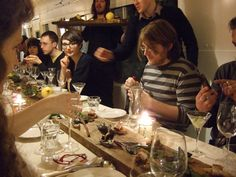 SE London POP-UP Restaurant guys Mike + Oliie at The Deptford Project!