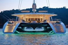 Hydro gliding luxury!!