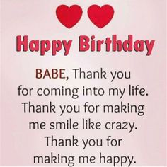 Birthday Quotes For Love, Happy Birthday Wishes For Him, Birthday Message For Boyfriend, Happy Birthday Best Friend Quotes, Birthday Wish For Husband, Happy Birthday With Love, Birthday Wishes Messages, Birthday Surprises, Birthday Greetings