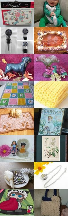 Beautiful Colors Among Others by Kate on Etsy--Pinned+with+TreasuryPin.com