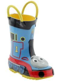 "Can never have enough Thomas the Tank Engine merchandise....Western Chief ""Thomas the Train"" rain boots on piperlime.com...."