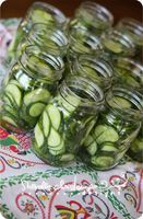 Home Canned Dill Pickles... - My Crazy Life as a Farmers Wife