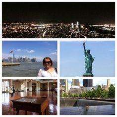 New York, Lower Manhattan, Downtown ja tunnetuimmat nähtävyydet