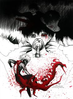 Day 1: Tower (Tokyo Ghoul) by Aty-S-Behsam.deviantart.com on @DeviantArt