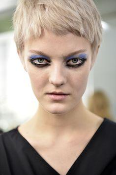 Prada Fall 2017 #Makeup