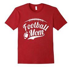 Cocomo Soul Football MOM Shirt - Male Small - Cranberry Cocomo Soul http://www.amazon.com/dp/B017I65AYO/ref=cm_sw_r_pi_dp_J6yowb1W614GT