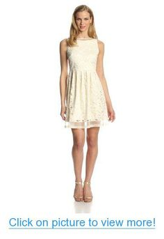 Taylor Dresses Women's Sleeveless Floral-Lace Dress #Taylor #Dresses #Womens #Sleeveless #Floral_Lace #Dress