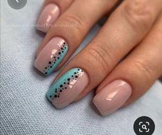 Chic Nails, Stylish Nails, Trendy Nails, Nail Art Designs Videos, Short Nail Designs, Milky Nails, Nagellack Design, Minimalist Nails, Dream Nails