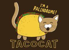 Taco Cat T-Shirt | SnorgTees