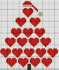 Thrilling Designing Your Own Cross Stitch Embroidery Patterns Ideas. Exhilarating Designing Your Own Cross Stitch Embroidery Patterns Ideas. Xmas Cross Stitch, Cross Stitch Heart, Cross Stitch Cards, Cross Stitching, Cross Stitch Embroidery, Embroidery Patterns, Hand Embroidery, Cross Stitch Designs, Cross Stitch Patterns