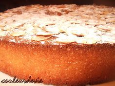 Sicilian orange and almond cake - Desserts - Cream Cheese Desserts, Cinnamon Cream Cheeses, Lemon Desserts, Healthy Dessert Recipes, Healthy Low Carb Recipes, No Bake Desserts, Cupcake Recipes, Easy Desserts, Snack Recipes