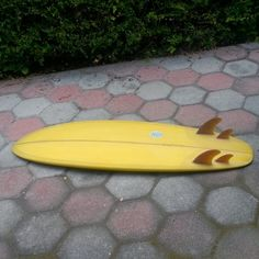 Max's Squail. Hand shape by @nealpurchasejnr, glassed by @kmdsurfboards. If you want surfboard eye candy like this, contact us at info @ foamandfunction.com #quadfin, #handshaped, #npj