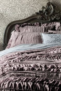 12 Cozy Luxe Duvet Sets to Help You Dream Like a Queen - Here are 12 pretty duvet sets to turn your room into a sweet, sweet oasis you'll want to hibernate in all winter long - FLARE