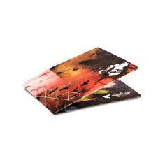 Artyvects Birdflashmob Portemonnaie - Flaches Wallet perfekt zum skaten. Hab schon 2 und will bald noch eins!