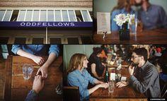 jlbwedding seattle washington engagement 10th street oddfellows cafe bar