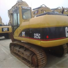 Caterpillar 325C Hydraulic Excavator could make your work results better