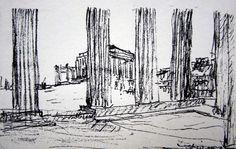 Le Corbusier, Acropolis