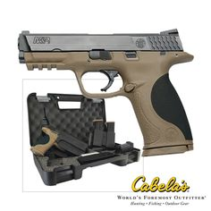Smith & Wesson M&P 9mm Flat Dark Earth Carry and Range Kit The price is $630.00 *
