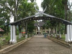 Museum Tuanku Imam Bonjol Pasaman Sumatera Barat