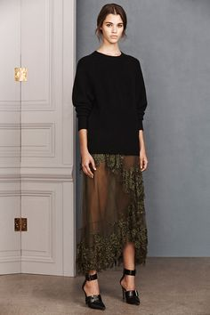 I'll take everything from the entire upcoming Fall, thanks. Style.com Editors Weigh In on Pre-Fall 2014 Trends