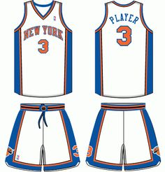 New York Knicks Home Logo on Chris Creamer s Sports Logos Page -  SportsLogos. A virtual museum of sports logos 433ed0736