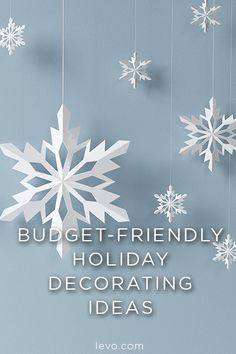 Decorating ideas for every holiday!