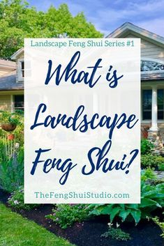The Feng Shui directly outside your home influences your life in a great way. Create your Feng Shui home with these Landscape Feng Shui tips and improve the amount of vital Ch'i energy available to you and your family. Feng Shui Tips For Home, Feng Shui Basics, Feng Shui Principles, Feng Shui Studio, Feng Shui House, Feng Shui Bedroom, Feng Shui Landscape, Feng Shui Habitacion, Feng Shui Apartment