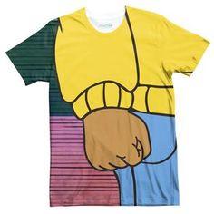 Arthur Fist T-Shirt