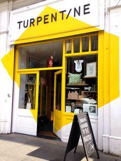 Turpentine, Brixton, South London