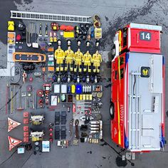 Emergency Workers From Around The Globe Take Part In The 'Tetris Challenge'! Jurassic World, Our World, All Over The World, Rotterdam, Tetris, Beach Lifeguard, Volunteer Fire Department, Water Photography, Stunning Photography