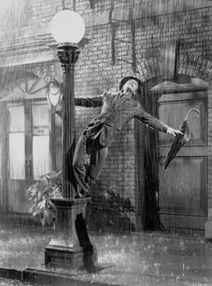 Singing in the Rain. Just recently saw this with someone who loves it as much as I do. #PlayedHookey #heaven #oldmovies