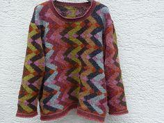 Tanja pattern by Kaffe Fassett