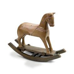 Cavalinho de balanço - 27x7x22 cm