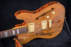 Fender masterbuilt Paul Waller