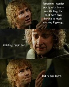 From Concerning Hobbits Facebook page. Love this scene!