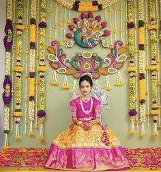 diy home decor Background Decoration, Backdrop Decorations, Party Backdrops, Backdrop Design, Diwali Decorations, Flower Decorations, White Wedding Decorations, Desi Wedding Decor, Wedding Ideas