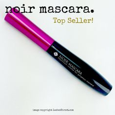 NOIR Mascara made specifically for Eyelash Extensions. Add that extra glam to your lashes with NOIR Mascara. A top seller in our collection. #HowToApplyMascara