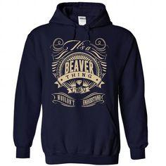 BEAVER THING T Shirts, Hoodies. Check price ==► https://www.sunfrog.com/No-Category/BEAVER-THING-T-SHIRT-4643-NavyBlue-Hoodie.html?41382