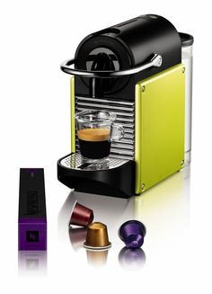The Nespresso Pixie is the perfect gift for the coffee lover Mom. With a 50 dollar mail-in rebate, now is the perfect time to indulge!    Available at 1101 Laurier.