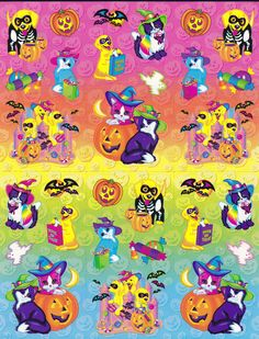 Lisa Frank Halloween | Flickr - Photo Sharing!