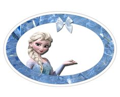 """Digital Anniversary Kit """"Frozen-Disney A chilling adventure"""" with goodies for labels, invitations .... to Print - Simple Digital Invitations"""