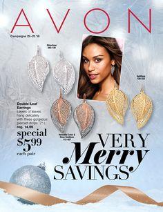 Get your Very Merry Savings now at #Avon.  #AvonJewelry #AvonSales