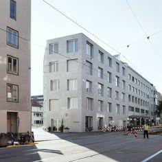 New building, Basel / Christ & Gantenbein