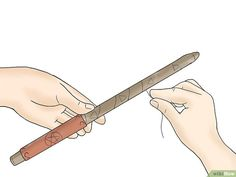 How to Make a Wiccan Wand: 11 Steps (with Pictures) - wikiHow