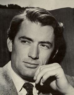 Gregory Peck. amen.